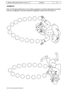 Spielend richtig sprechen lernen: der Laut /l/ 01 - Jonglieren