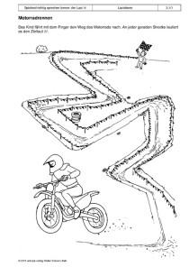 Spielend richtig sprechen lernen: der Laut /r/ 03 - Motorradrennen